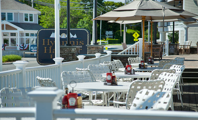 Waterfront Dining & Seafood at Hyannis Harbor Hotel