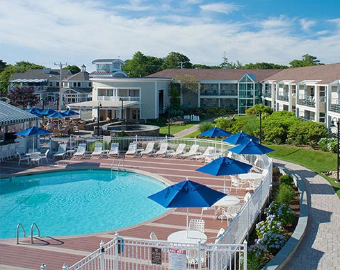 Hyannis, MA Hotel On Cape Cod - Hyannis Harbor Hotel