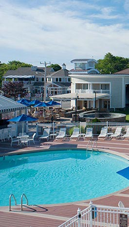 Hyannis Harbor Hotel Amenities